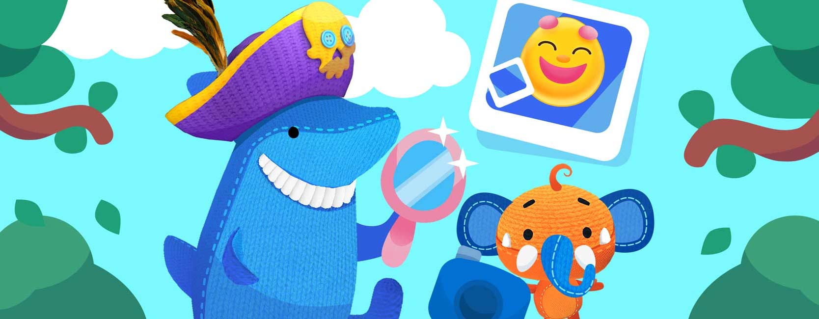 New Finnish application supports the emotional development of small children