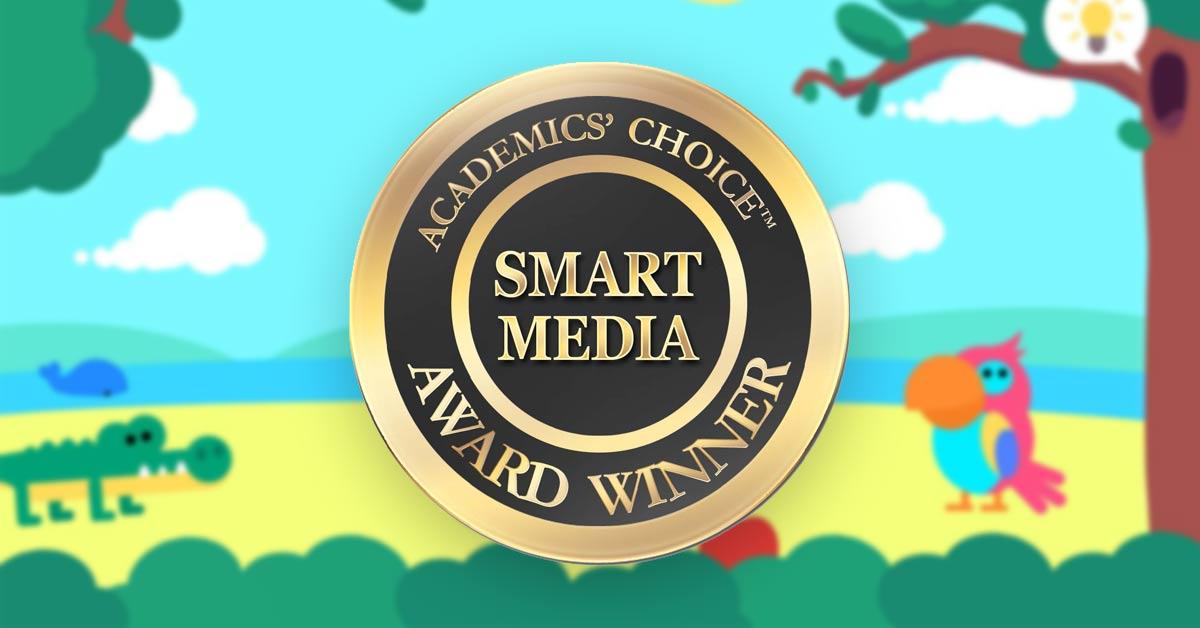 Moka Mera Lingua Earns 2021 Academics' Choice Smart Media Award for Mind-Building Excellence